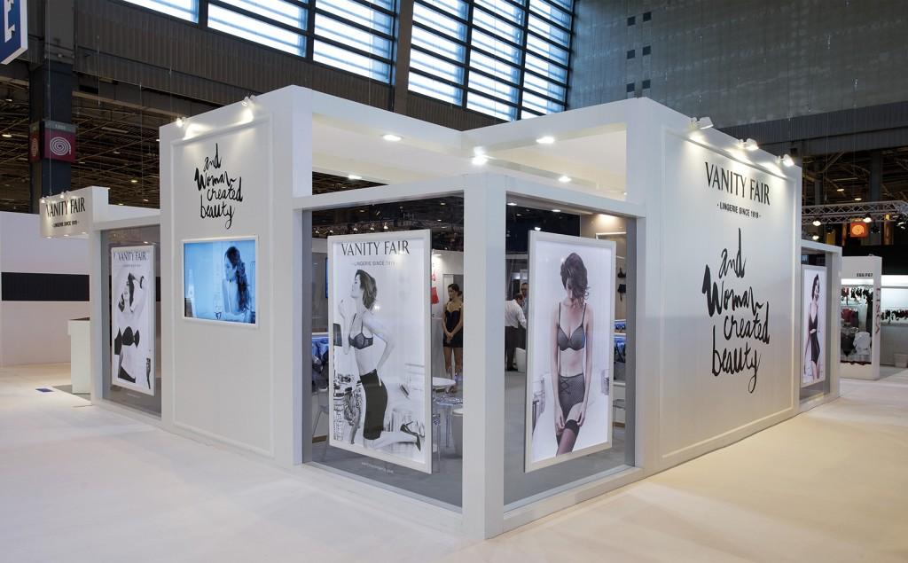 Prosigma vanity fair for Salon du mobilier paris