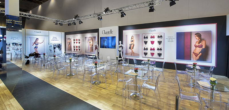 Prosigma groupe chantelle for Porte de versailles salon esthetique